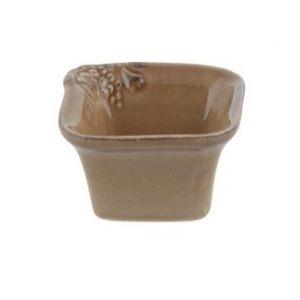 Чаша COSTA NOVA Mediterranea 9 см коричневый