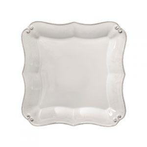 Тарелка COSTA NOVA Barroco 27 см белый