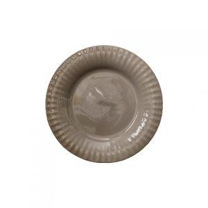 Тарелка COSTA NOVA Village 22 см серый