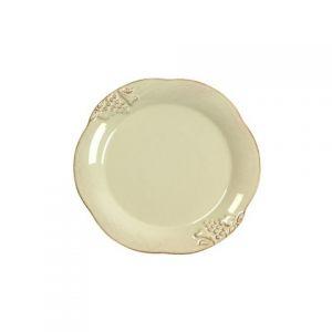Тарелка COSTA NOVA Mediterranea 21 см кремовый