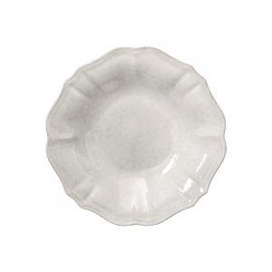 Тарелка глубокая COSTA NOVA Impressions 24 см белый