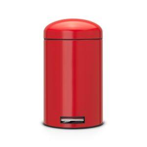 Ведро для мусора Brabantia Retro (12л) - Passion Red