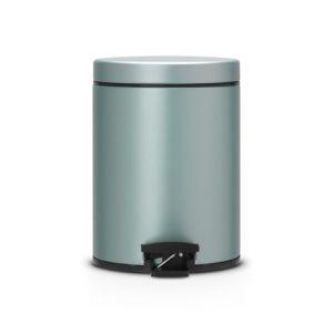 Бак для мусора Brabantia с педалью бирюзовый