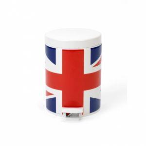 Бак для мусора Brabantia с педалью - Union Jack