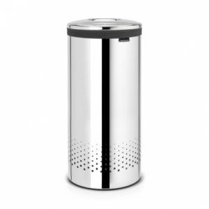 Бак для белья Brabantia - Brilliant Steel (стальной полированный)