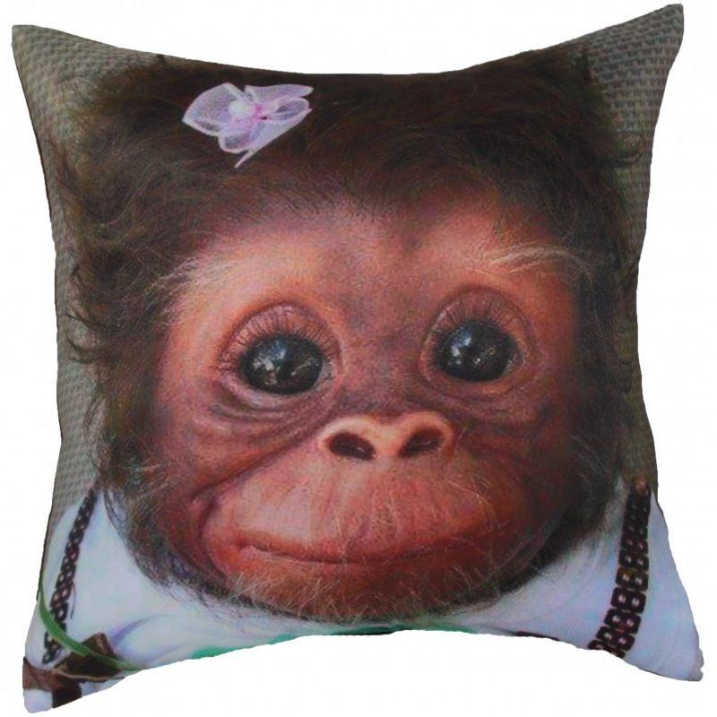 Подушка Маленькая обезьянка