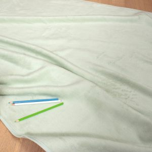 """Плед детский """"Бамбук269 02"""", светло-зеленый"""