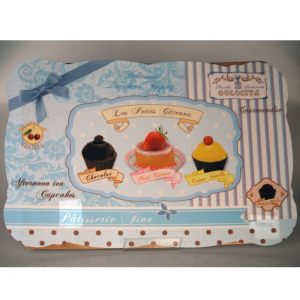 Салфетка под горячее 45х30 см Десерт/пирожные