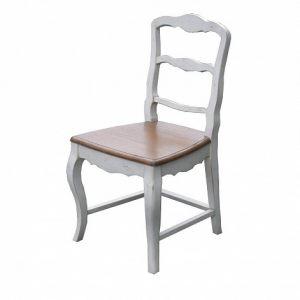 Стул с деревянным сиденьем Mobiler de Maison