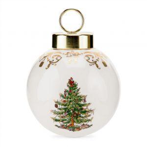 Шар большой – Золото SPODE CHRISTMAS TREE