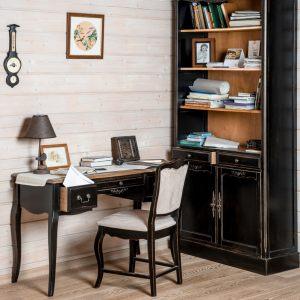 Рабочий стол (большой) Mobiler de Maison Saphir noir