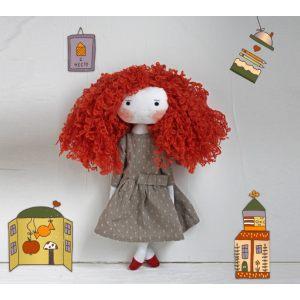 Кукла ручной работы Миранда