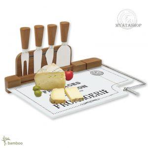 Набор для сыра Les Delices des Gourmets collection 31,5х20 см