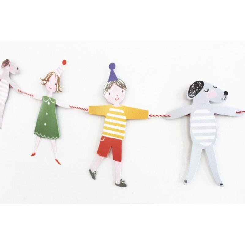 Гирлянда для детского праздника