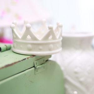 Конфетница – корона
