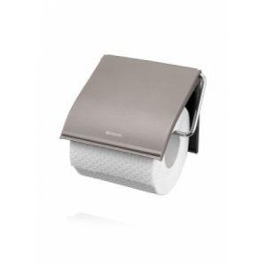 Настенный держатель для туалетной бумаги Brabantia - Platinum (платина)