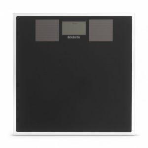 Весы для ванной комнаты Brabantia (на солнечных батареях) – Black (черный)