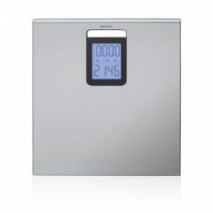 Весы для ванной комнаты Brabantia - Matt Steel (матовая сталь)