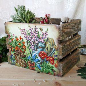 Ящик-кашко Дачный сезон