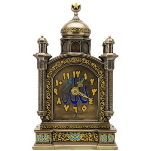 "Часы каминные Veronese ""Арабеска"""