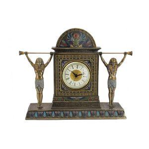 """Часы каминные Veronese """"Египет"""""""