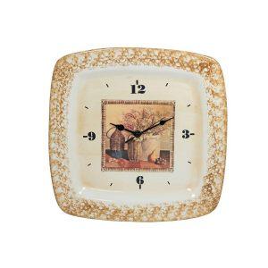 """Настенные часы LCS """"Натюрморт"""""""