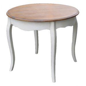 Круглый стол обеденный Mobilier de Maison