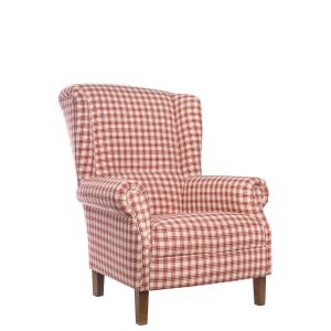 Кресло шотландка