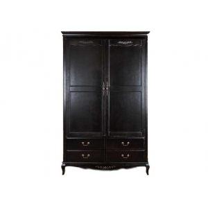 Платяной шкаф с ящиками Saphir noir