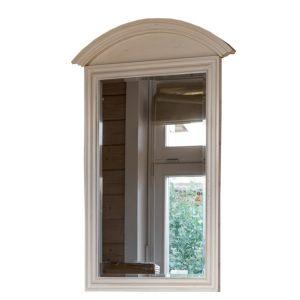 Зеркало настенное с полукруглым верхом Mobilier de Maison