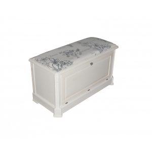 Сундук-пуф с мягким сиденьем Mobiler de Maison