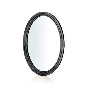 Зеркало овальное Saphir noir