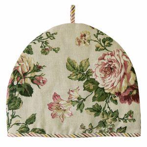 Грелка на чайник Жухлые розы