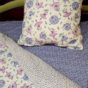 Комплект постельного белья Милые мышата
