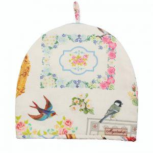 Грелка на чайник Барокко птички