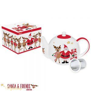 Чайник SANTA&FRENDS