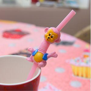 Трубочки для детского праздника