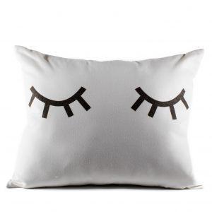 Подушка с глазками