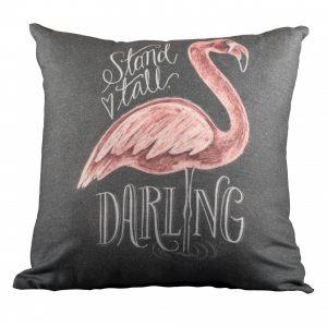"""Подушка """"Розовый фламинго"""""""