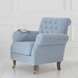 Кресло Небесная синь