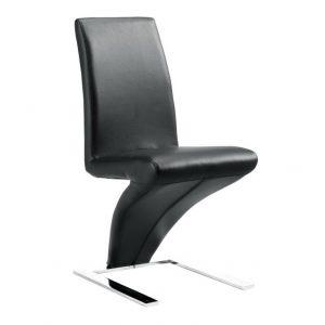 Cтул - кресло черный Sky