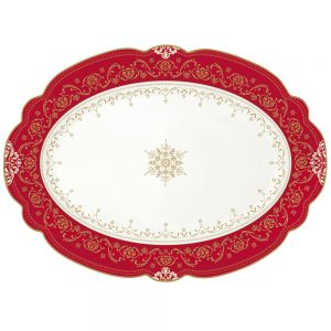 Блюдо сервировочное Hermitage 35х25,5 см