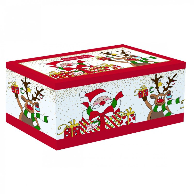 Набор из 2-х кружек  Christmas friends  350 мл