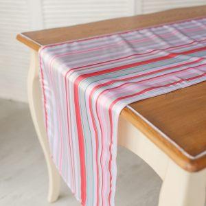 Дорожка на стол Полоски 45х240 см