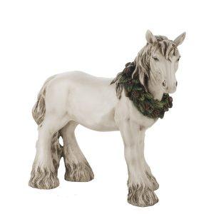 Новогодняя фигурка Лошадь 45*20*40.5 см